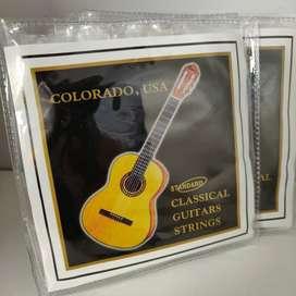 Juego Cuerdas Guitarra Acustica o Electoacustica