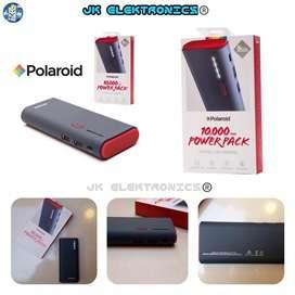Cargador Portátil Polaroid Powerbank 10,000mAH 2Puertos Usb 1A-2.1A 5 Cargas Full 60Hrs Music Indicador Led Cable 30CmV8