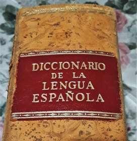 Diccionario Real Academia Española Decimovena Edicion 1970 segunda mano  Versalles, Capital Federal