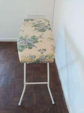 Práctica tabla de planchar