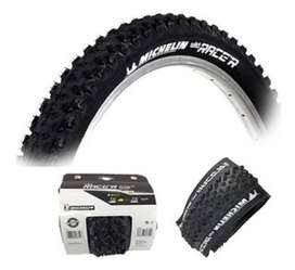 Llanta Michelin 29x2.25, WildRace R2 TS