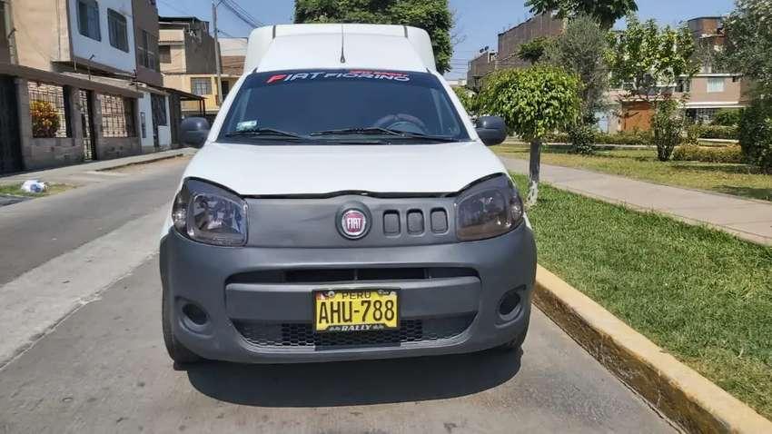Fiat fiorino mod 2016  conservadisimo 0