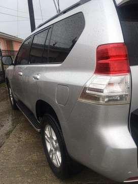 Vendo Toyota Prado 4.0 VX, excelente estado, service al dia $3500000