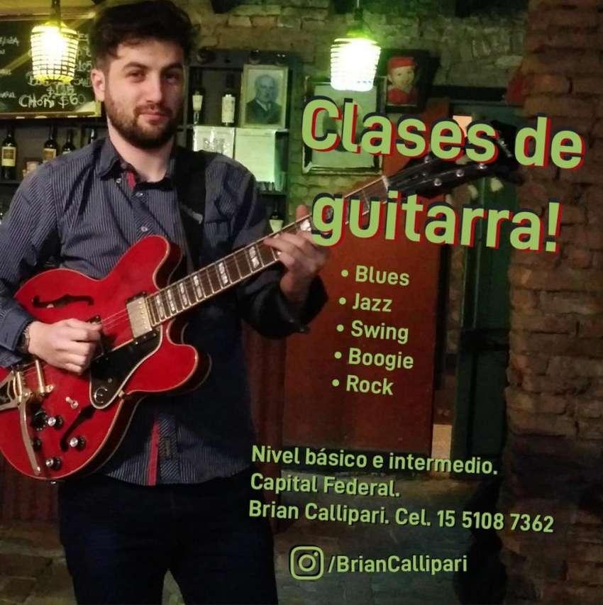 Clases de guitarra Economica 0