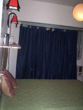 Balvanera, depto temporario de 2 amb. con patio de 22 m2- Sin comision.- Dueño directo