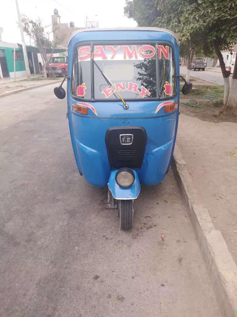 Vendo moto Bajaj por motivo de viaje 0