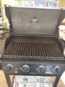 Se vende horno a gas BBQ
