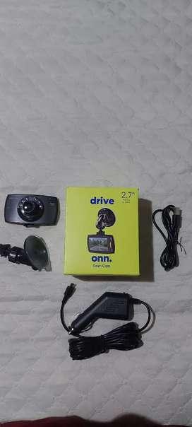 Camara de video para auto/Dash Cam Drive onn Precio Negociable