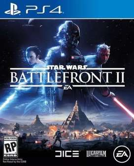 Oferta Star Wars Battlefront II PS4