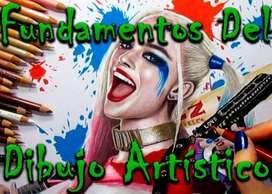 VÍDEO CURSO DIBUJO ARTÍSTICO FUNDAMENTAL DESDE CERO