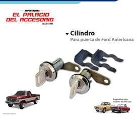 Cilindro puerta ford americano, toyota stout, mazda 1.6 par
