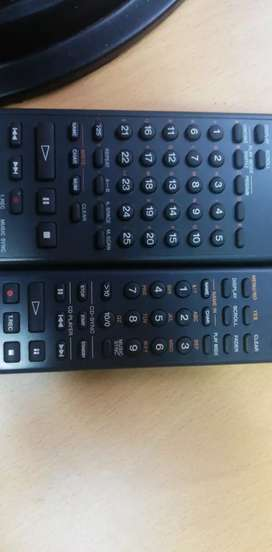 control remoto para minidisc Sony