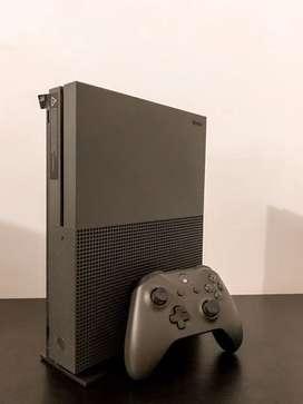 Xbox one S 1TERA edición battlefield 1