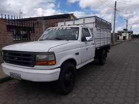 Se vende o Cambio ford 350 del 92 a inyección