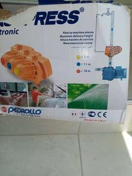 Bomba centrífuga.0.5 HP con sistema de presión Easypress Pedrollo 700.000 negociables