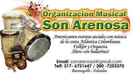 Grupo de Millo Gaita Son Arenosa
