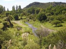 Vendo o Permuto lote de 5 hectáreas a la vera del rio Socoscora en San Francisco del Monte de Oro, Ayacucho San Luis