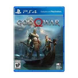 Vendo Good Of war 4