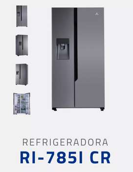 Refrigeradora Indurama Side By Side