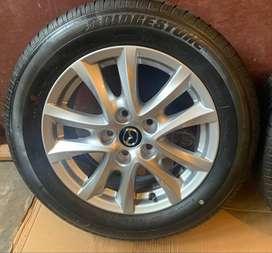 Vendo Aros 16 Mazda Originales , NO LLANTAS