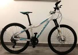 Bicicleta Montaña Focus mujer Talla Xs.
