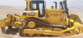 Alquiler de Tractores Y Excavdoras