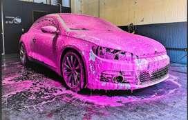 Shampoo espuma activa de color