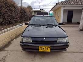Se vende Renault 9 brio cinco cambios 117000 kilómetros originales