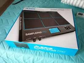 Batería electrónica Alesis Sample Pad Pro