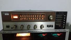 amplificador fisher receiver   marantz,pioneer,technics,akai,sony