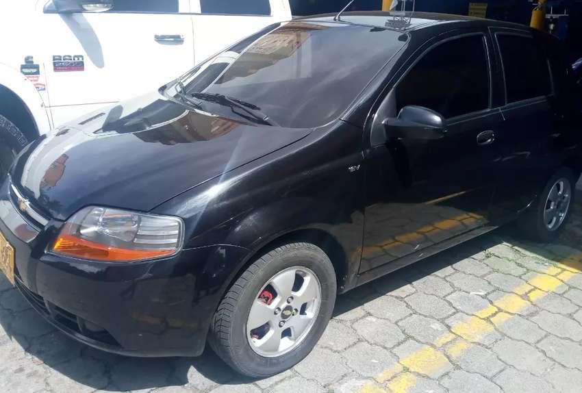 Chevrolet Aveo 2009 aire y dirección 0