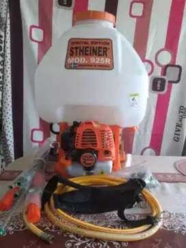 Fumigadora de espalda nueva a motor Stheiner