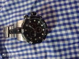 Vendo o cambio reloj invicta reserve vemon por anillo de oro 18k