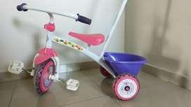 Triciclo Peppa