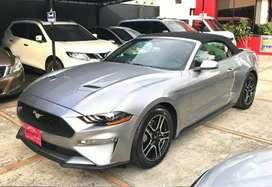 Ford Mustang Convertible Modelo 2020 Motor 2.3 T