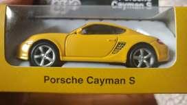Porsche Cayman nuevo escala 1/39