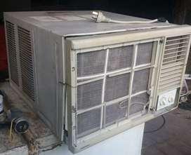 Vendo aire de ventana Marshall de 3mil frigorias..