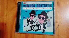THE BLUES BROTHERS COMPLETE 2 CDS LIQUIDO!!!