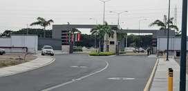 Vendo terreno comercial para GALPON / BODEGA en Centro de Negocios ALMAX 2 Via Salitre. Excelente ubicación.