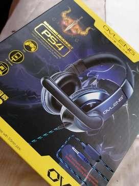 Vendo audifonos Ps4