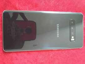 Vendo Samsung S10 plus o se cambia por iphone X