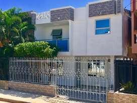 Espectacular casa en Riohacha