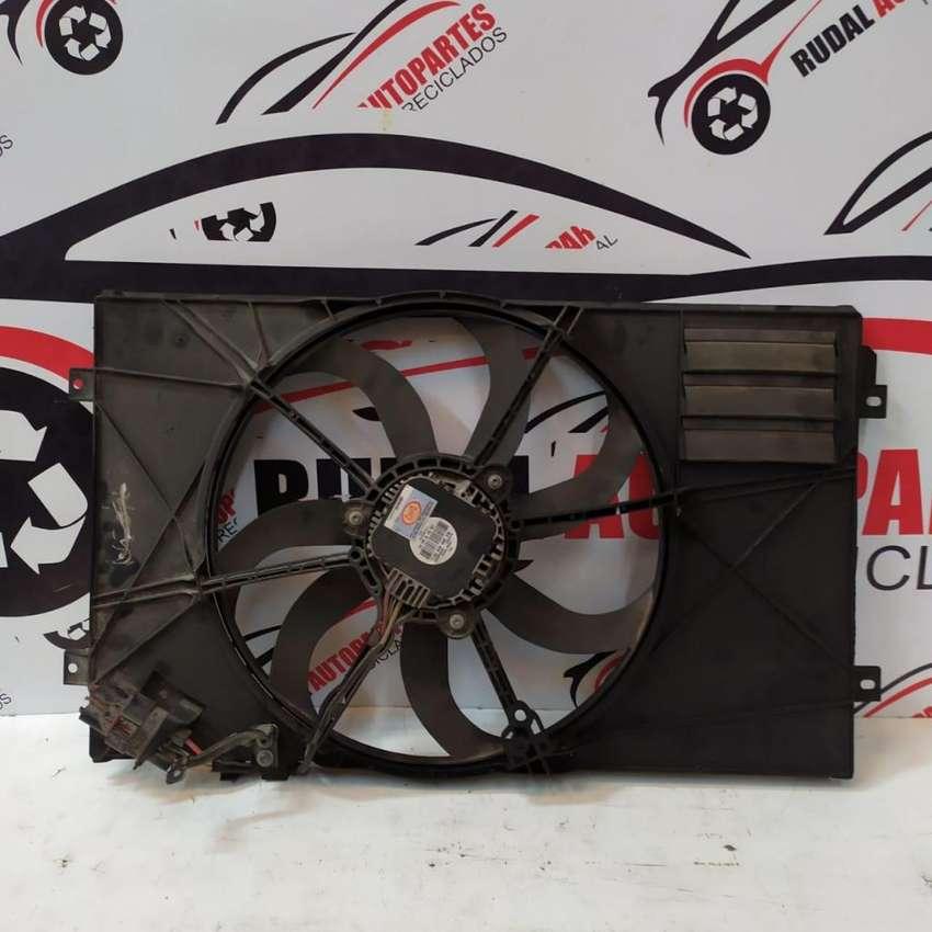 Electro Ventilador Seat Leon 4180 Oblea:01423763 0