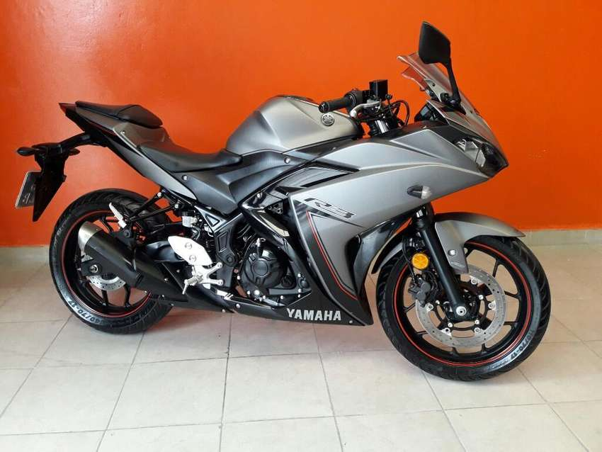 Vdo Yamaha R3 2.000km Recibo Auto Y Moto 0
