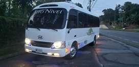 Vendo Buseta Hyundai county