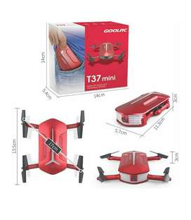 Drone Goolrc T37 Wifi Fpv 720p Hd Plegab