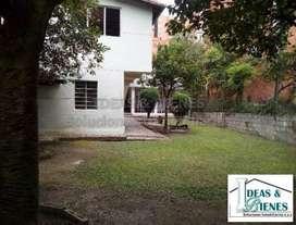 Casa Lote En Venta Envigado Sector Zuñiga: Código 875257