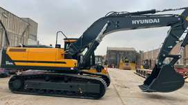 Representante Vende Excavadora Nueva HYUNDAI HX340SL Año 2021