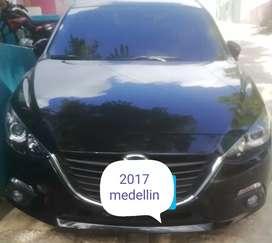 Mazda 3 Turín modelo 2017lindo automatico