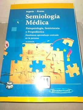 Semiologia Medica Argente Alvarez 2da Edicion